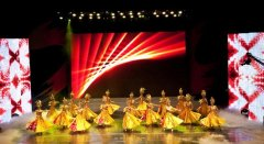 花开盛世--民族舞