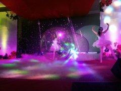 水晶球芭蕾舞